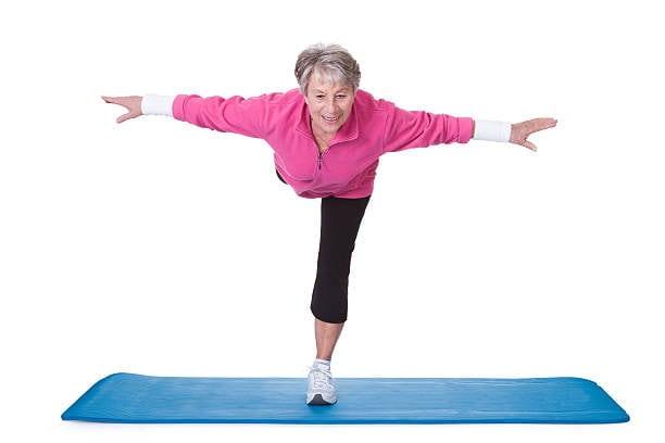 Артроз гимнастика для пожилых людей