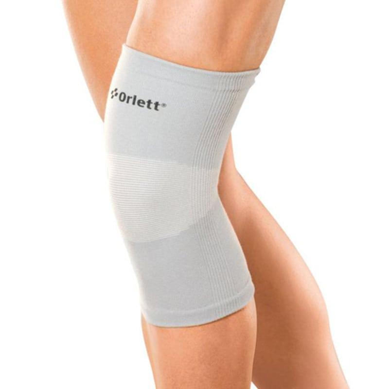 Эластичные бинты наколенники и бандажи на колено для занятий спортом