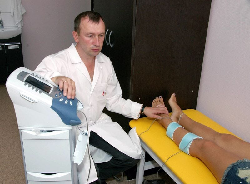 На долго ли растяжение мышц на ноге