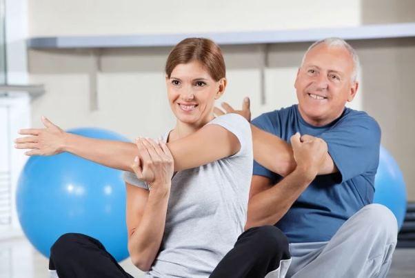 Упражнения для спины крестец