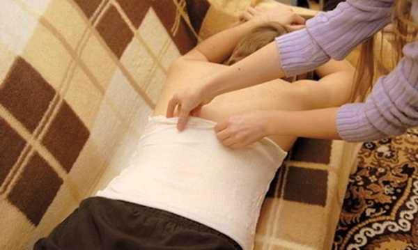 Болит спина можно делать ванны
