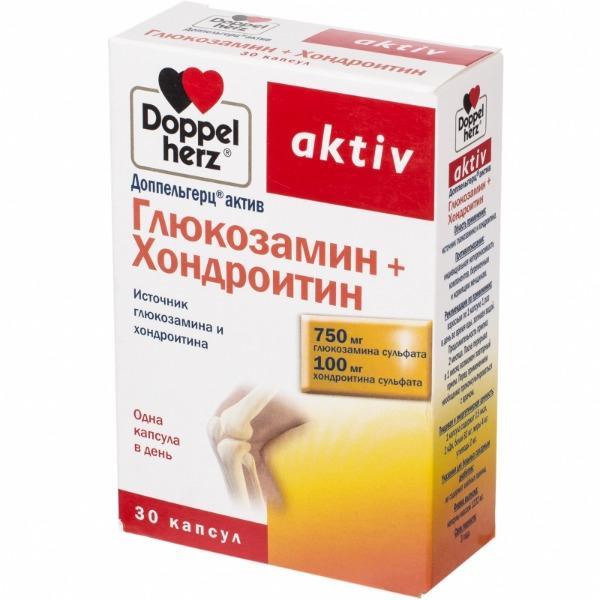 Изображение - Таблетки от воспаления суставов gljukozamin-hondroitin