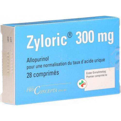 Аллопуринол при подагре эффективно ли лекарство