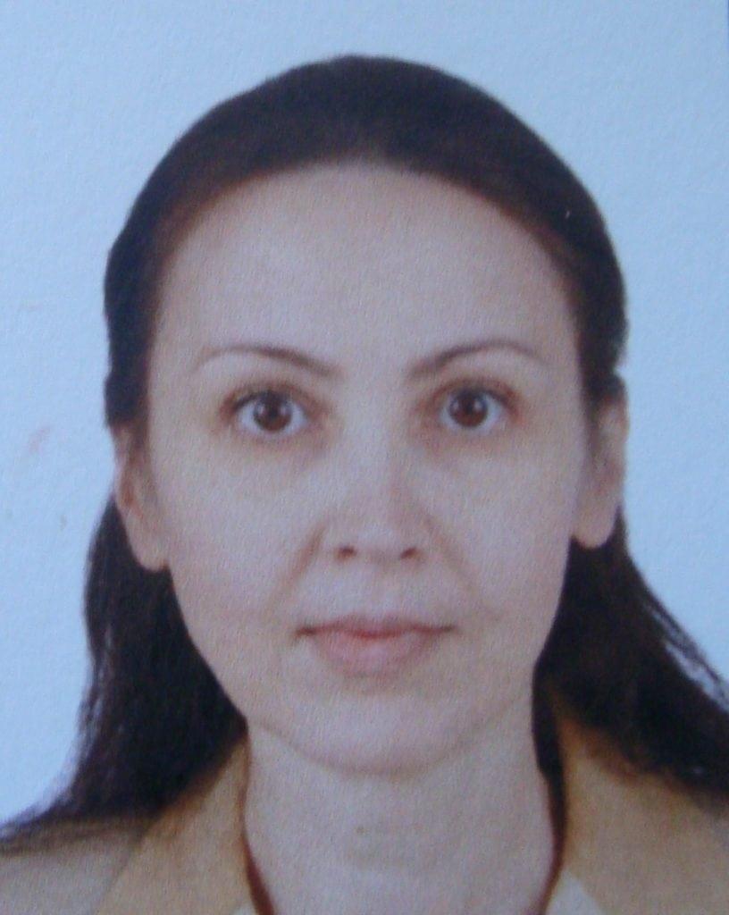 Шевелева Людмила