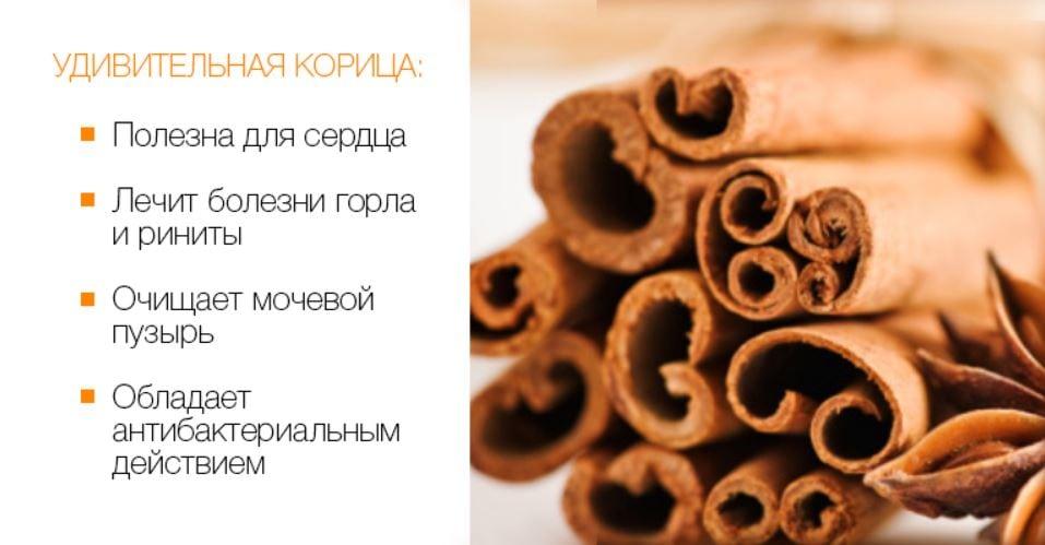Рецепт корицы с медом при лечении суставов